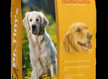 [건사료] Dr. Tim's Metabolite (다이어트 사료) 리뷰 및 피딩가이드